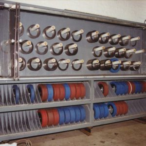 Tooling Storage Rack