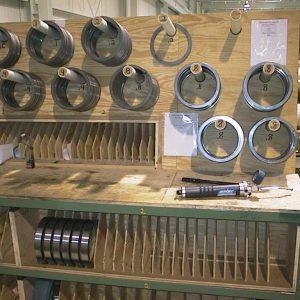 Tooling Storage Rack